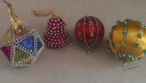 Nana's ornaments