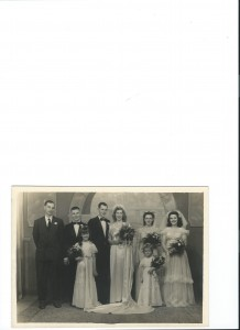 Wedding Day 1947